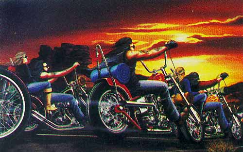 Family by David Mann